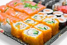 Naomi Sushi Express: 60% off at Naomi Sushi Express