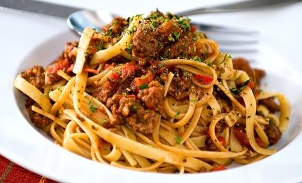 Up to 39% Off on Restaurant Specialty - Pasta at Oggi Ristorante