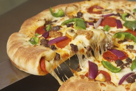 Bacci Pizzeria: 60% off at Bacci Pizzeria