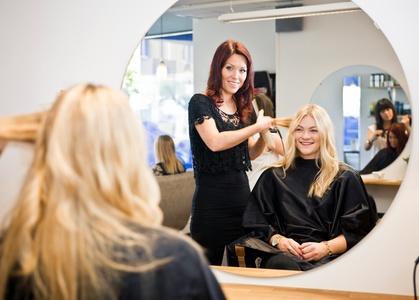 Up to 60% Off on Salon - Hair Color / Highlights at Papillon Hair Salon
