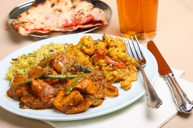 Five Rivers Indian Cuisine: 60% off at Five Rivers Indian Cuisine