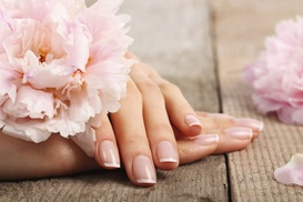 Up to 32% Off on Nail Spa/Salon - Manicure at Christina Sanborn at Capri Salon