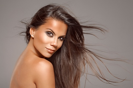 Up to 65% Off on Salon - Hair Color / Highlights at Kelsey at The Color Loft
