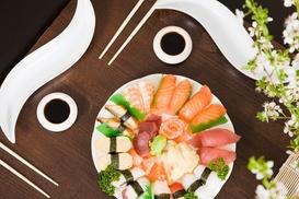 Asi's Grill and Sushi Bar: 60% off at Asi's Grill and Sushi Bar