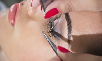 Up to 48% Off on Eyelash Extensions at MeCie Les Hair Studio