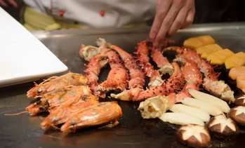 Up to 36% Off on Hibachi / Teppanyaki Cuisine at Kyoto Hibachi
