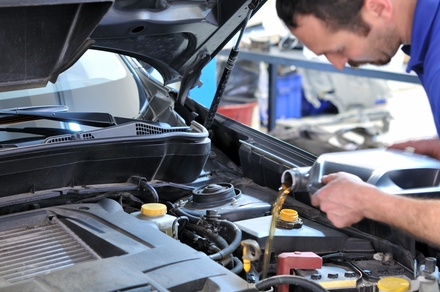 Up to 35% Off on Automotive Oil Change at Adventure Tires Tamiami Miami Shores