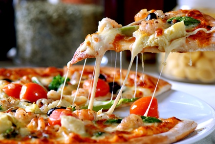 60% off at Pizza Bell