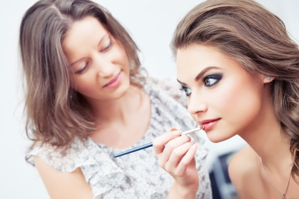Up to 9% Off on Makeup Application at Luxury Image Hair