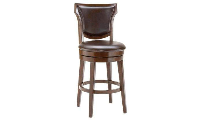 Hillsdale Furniture Swivel Stool Groupon Goods