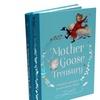 Mother Goose Treasury Nursery Rhymes Book