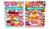 Num Noms Kids' Activity Book Set with Scented Stickers (2-Piece): Num Noms Kids' Activity Book Set with Scented Stickers (2-Piece)