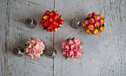 Russian Flower Piping Nozzle Set