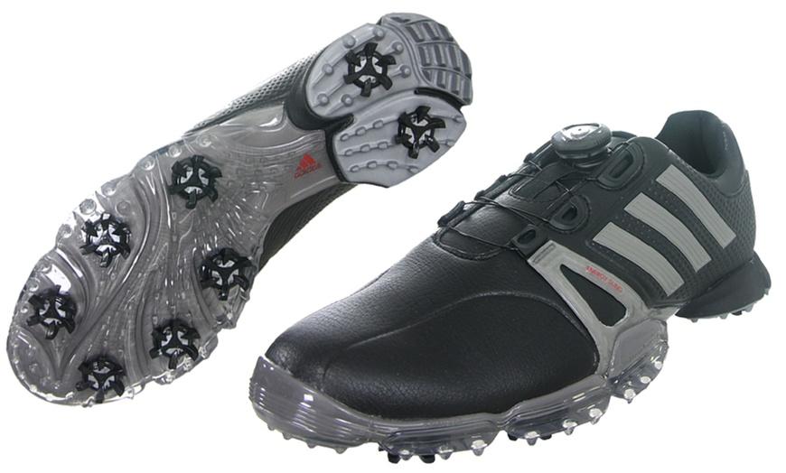 adidas Powerband Tour Boa or AdiPower Boost 2 Men's Golf Shoes