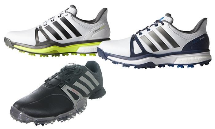adidas powerband tour boa o adipower boost 2 uomini scarpe da golf groupon