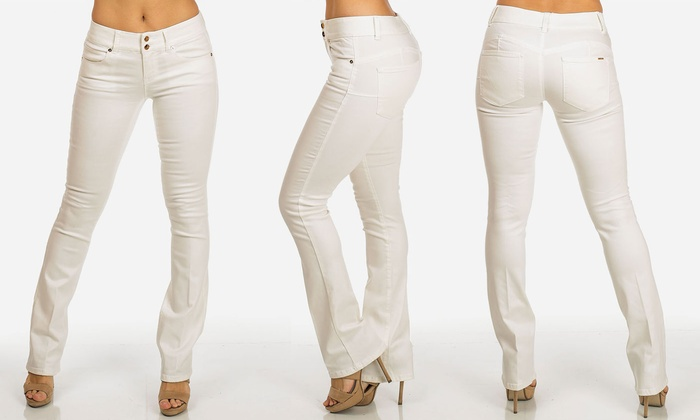 Womens Trousers Cache Cache LqgE7
