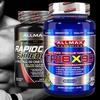 ALLMAX Rapidcuts Shredded and TribX90 Weight-Loss Bundle
