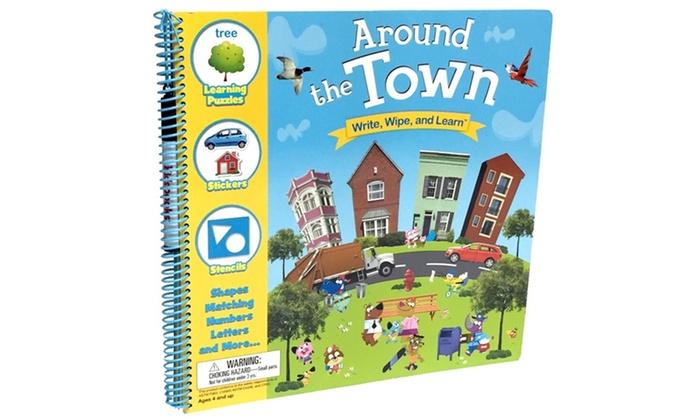 Around Town Book