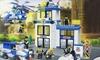 460-Piece Set of Police Building Blocks: 460-Piece Set of Police Building Blocks