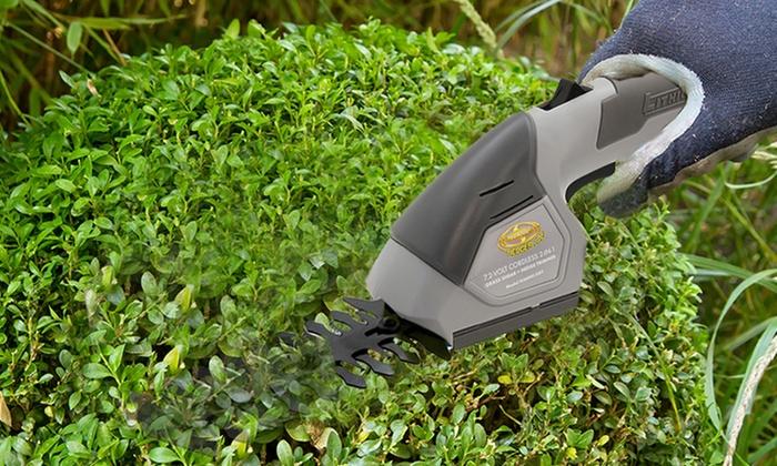 Handheld Hedge Trimmer Groupon Goods