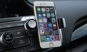 Universal Car-Air-Vent Smartphone Mount (1- or 2-Pack)