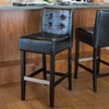Gregory Tufted Barstool or Counter Stool Set (2-Piece)