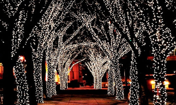 65% Off on Solar Fairy Lights (1- or 2-Pk.) | Groupon Goods