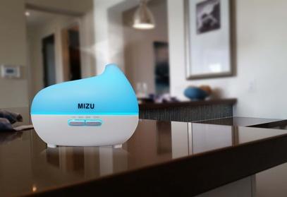 Mizu 300mL Ultrasonic Aroma Diffuser/Humidifier a8734258-f9ee-11e6-8bfc-002590604002
