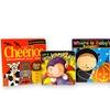 Children's Halloween Board Book Set (5-Piece)