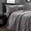 Lavish Home Faux Fur Comforter Set (3-Piece): Lavish Home Faux Fur Comforter Set (3-Piece)