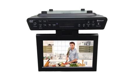"Sylvania 10.2"" Under-Cabinet TV/DVD Player (Refurbished) 39276026-1ba6-11e7-8d2a-00259069d7cc"