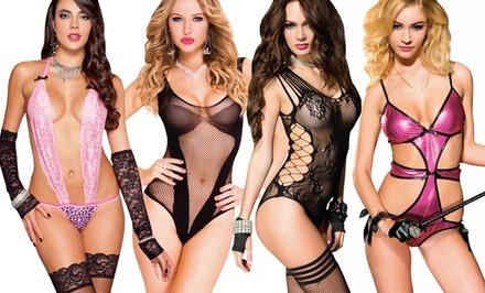 Women's Teddy Sets