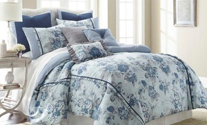 Embellished Comforter Set (8-Piece) at Embellished Comforter Set (8-Piece), plus 6.0% Cash Back from Ebates.