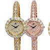 Adee Kaye Crown Crystal Women's Watch