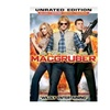 MacGruber: Unrated Edition on DVD