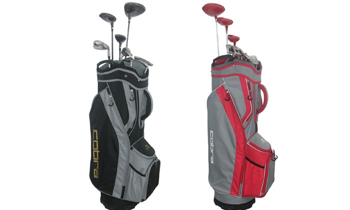 Cobra FLYZ-S Golf Set (12-Piece)