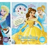 Disney Sticker Dress Up Books (2-Pack)