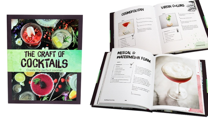 the craft of cocktails create the perfect cocktail book