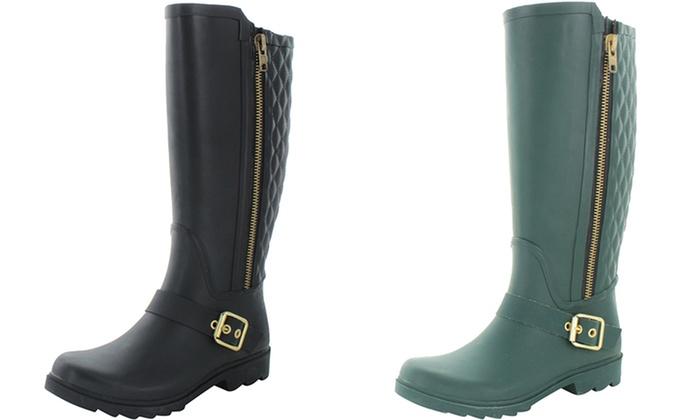 Steve Madden Northpol Women's Rain Boots