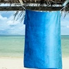 100% Cotton Yarn-Dyed Ombre Beach Towel