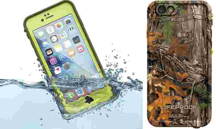 Lifeproof Fre Series Waterproof iPhone 6 and 6s Case: Lifeproof Fre Series Waterproof iPhone 6 and 6s Case
