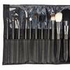 Beaute Basics Professional Makeup Brush Set (12-Piece)