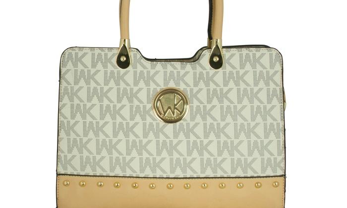 WK Satchel Handbags