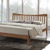 03.04.2016 Edeline Walnut Wood Platform Bed