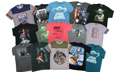 Men's Star Wars T-Shirt Mystery Deal