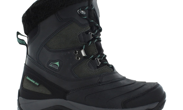 Pacific Mountain Steppe Snow Boots