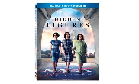 Hidden Figures on Blu-ray + DVD + Digital HD aca50a16-f2f8-11e6-8821-00259069d868