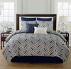 Jane Seymour Woven Jacquard Comforter Set (8-Piece): Jane Seymour Woven Jacquard Comforter Set (8-Piece)