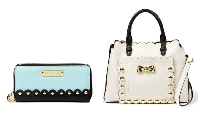 15d45c1d1288 Betsey Johnson Women s Wallets and Handbags ...