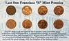 "Groupon Goods: Last San Francisco ""S"" Mint Pennies Set"